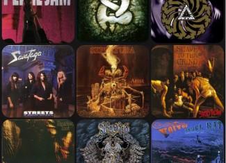 Αφιέρωμα στο 90's metal – 1991 part 3