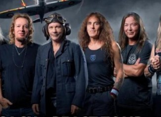 """IRON MAIDEN: Ανακοίνωσαν ένα ακόμα live άλμπουμ, το """"Nights of the dead, Legacy of the beast: Live in Mexico City"""""""
