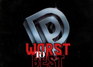 "DEEP PURPLE – Perfect strangers ""Worst to best"""
