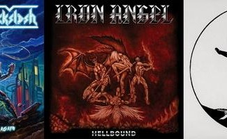 Underground scans vol.8 (BLACKSLASH, IRON ANGEL, MALADY)