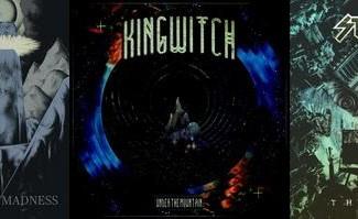 Underground scans Vol. 1 (CRIMSON DAY, KING WITCH, STRIKEBACK)