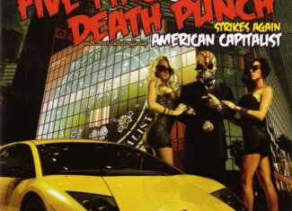 A day to remember… 11/10 [FIVE FINGER DEATH PUNCH]